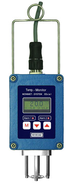 MONIMET Temperatur Monitor